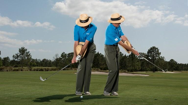 Hướng dẫn kỹ thuật chipping Golf bổng, thấp và lăn, trung bình cụ thể nhất