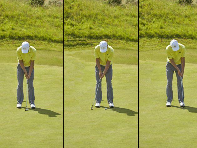 Kỹ thuật putting golf đỉnh cao và cách cầm gậy Putter qua chia sẻ của Jordan Spieth