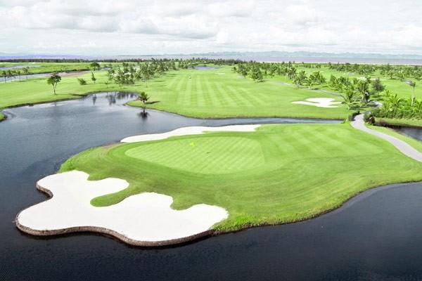 Thiết kế sân golf Nhơn Trạch- Đại Phước Đồng Nai
