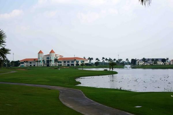 Toàn cảnh sân golf Đại Phước Đồng Nai