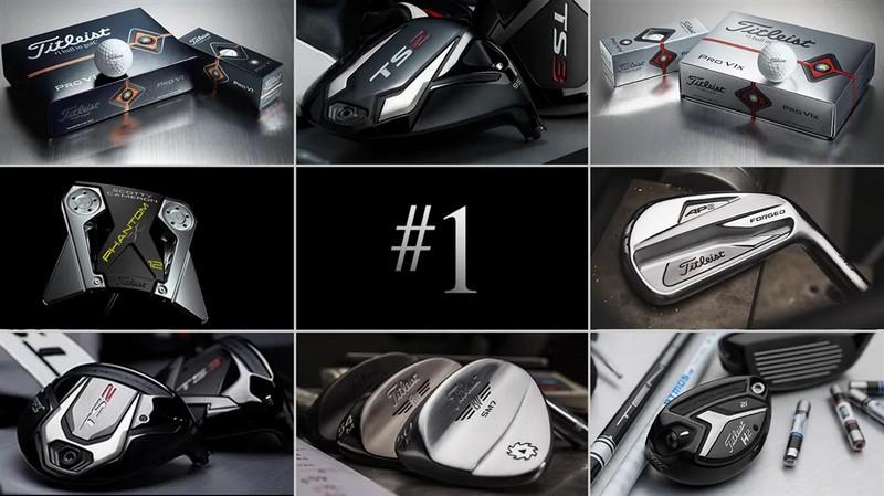 12 Thương hiệu golf nổi tiếng nhất với chất lượng sản phẩm cao cấp