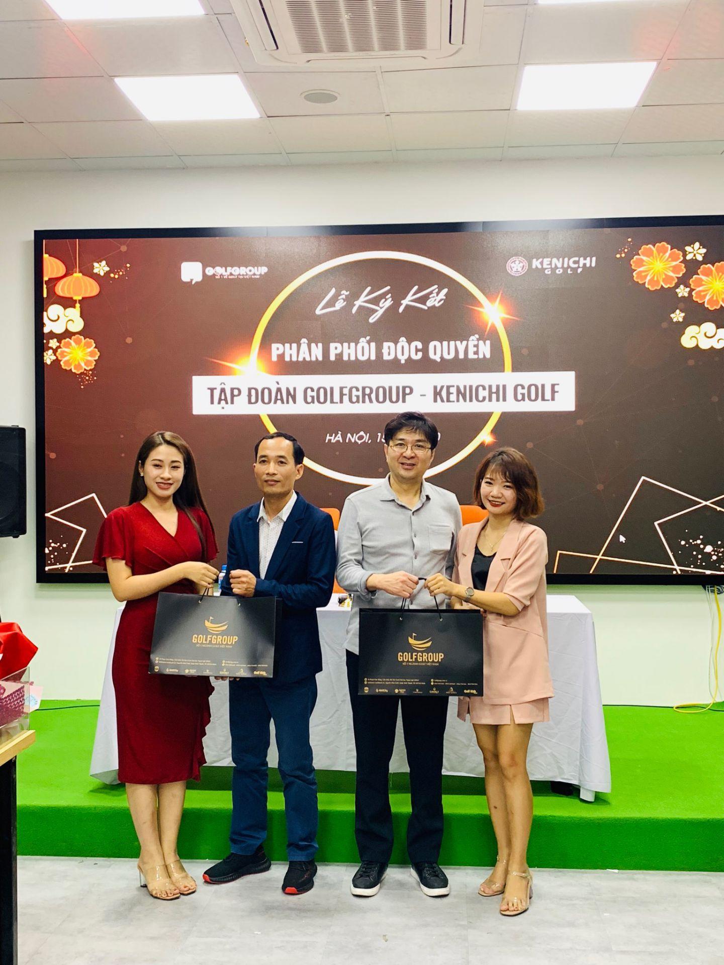 Golfgroup và hành trình đầy thử thách đưa Kenichi về Việt Nam