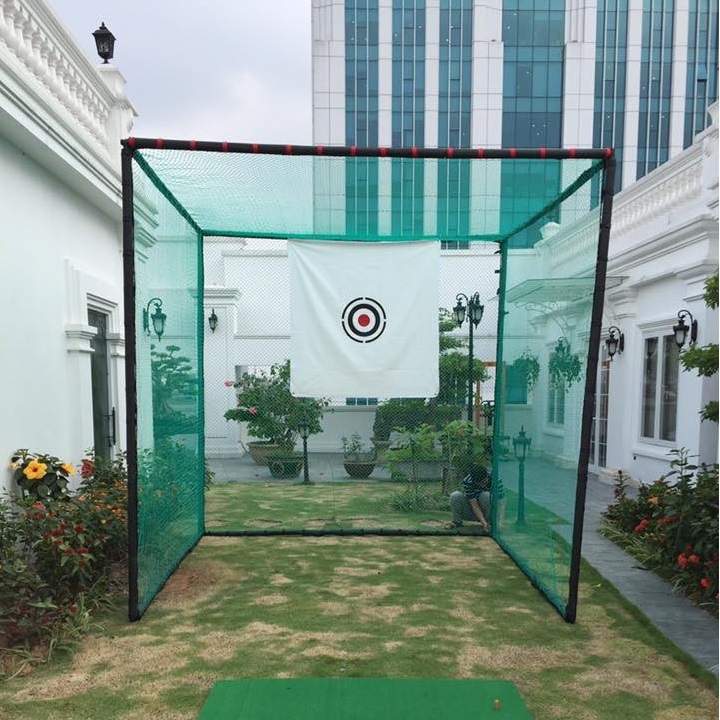 Bộ lồng tập golf swing mini