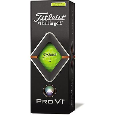 Bóng golf Titleist Pro V1 - mẫu bóng được đánh giá tốt nhất