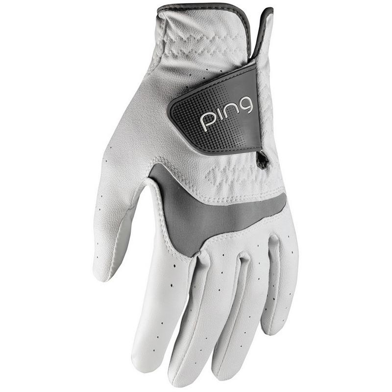 Găng tay golf nữ Ping sport lady màu xám
