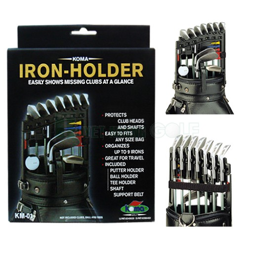 Koma Iron Holder