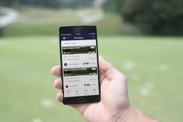 5 Phần mềm (app) đặt sân golf nhanh và phổ biến nhất tại Việt Nam