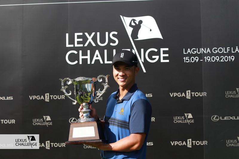 Lexus Challenge - Các giải golf lớn trong năm được quan tâm