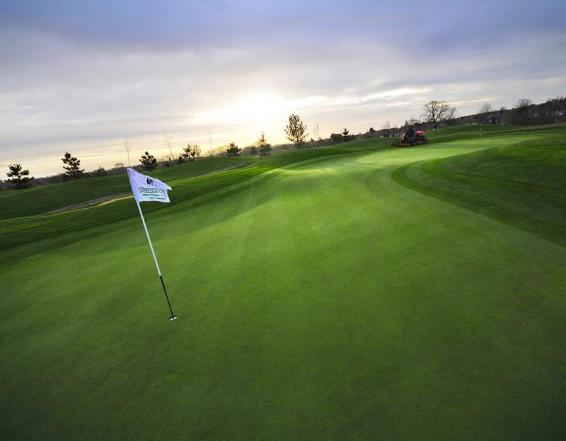Giải thích green golf là gì?