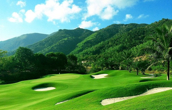 Thiết kế sân golf Diamond Nha Trang