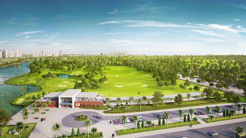 5 Dịch vụ tiện ích tuyệt vời chỉ có tại Sân golf Ecopark