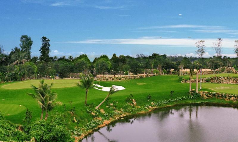Tổng hợp các sân golf Hà Nội 9 hố và 18 hố có chi phí thấp nhất
