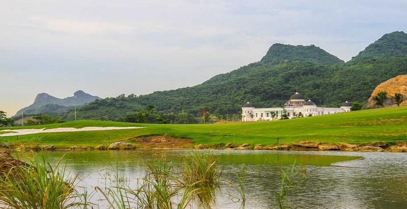 Thiết kế sân golf Hà Nam tuyệt đẹp