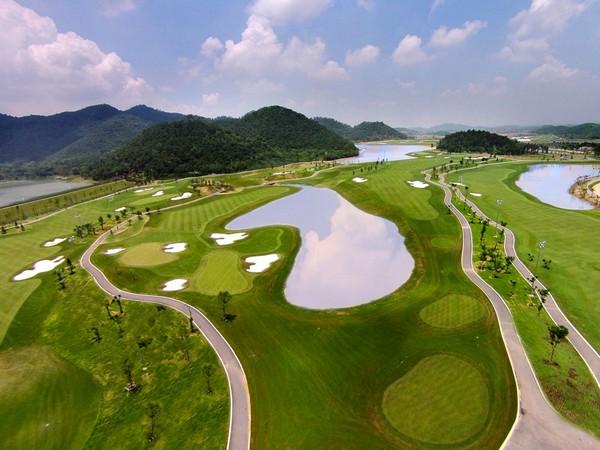Sân golf Legend Hill - Trải nghiệm mới với twin green đầu tiên tại Châu Á