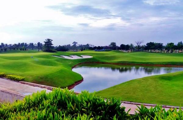 Dịch vụ trên sân golf Mê Kong - Quy mô và đẳng cấp mang tầm cỡ quốc tế