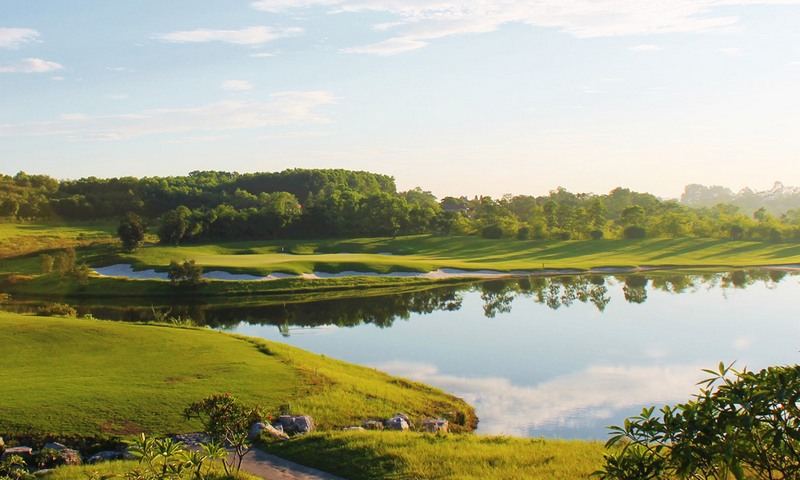 Sân golf Skylake - Thiết kế và các tiện ích đẳng cấp chuyên biệt