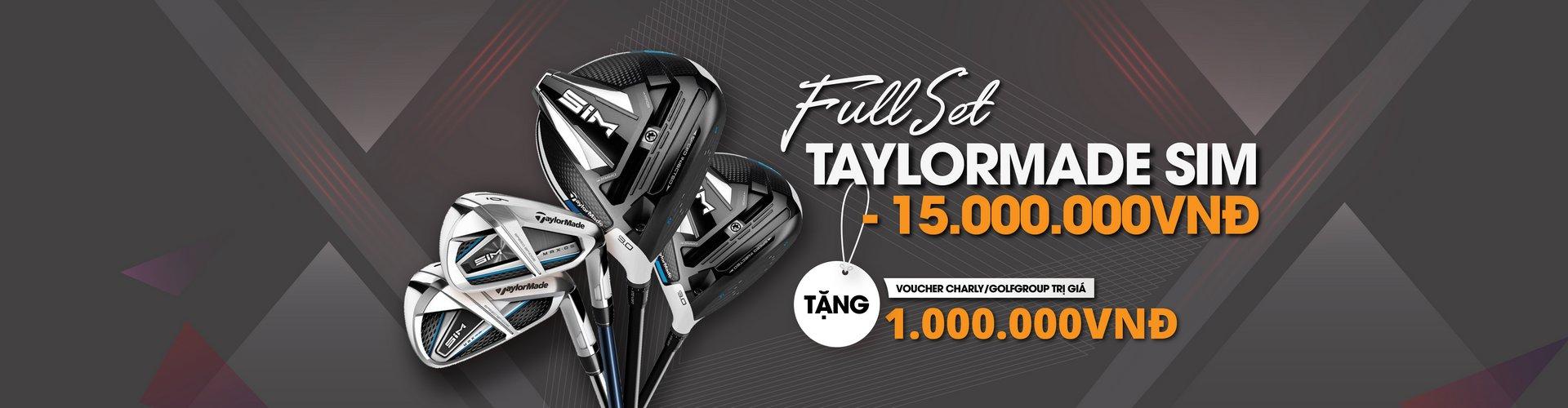 Gậy Golf TaylorMade