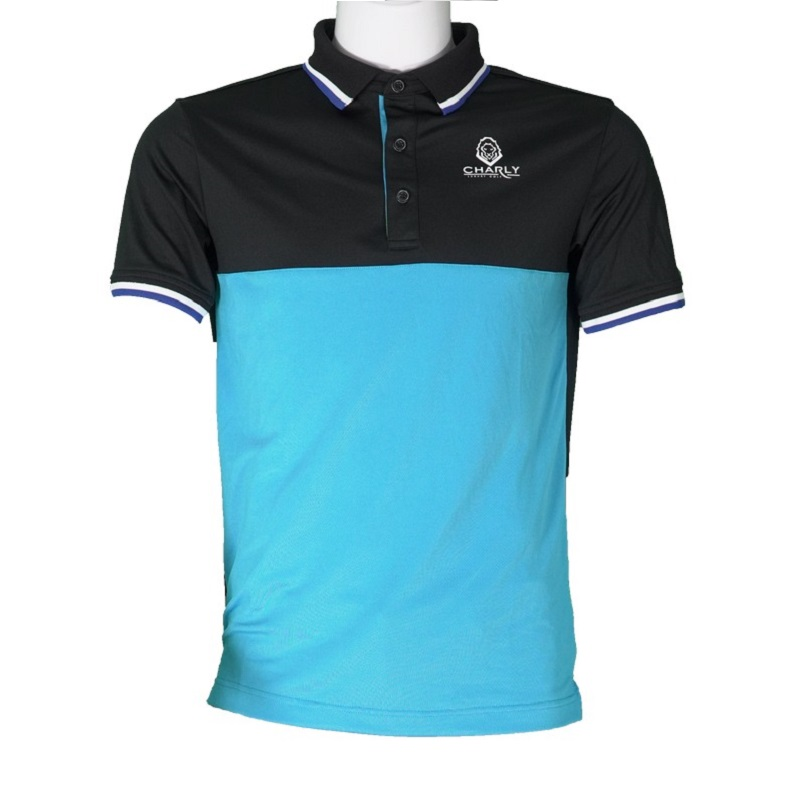 Áo Charly Act-Cooling Polo Bk/Bl