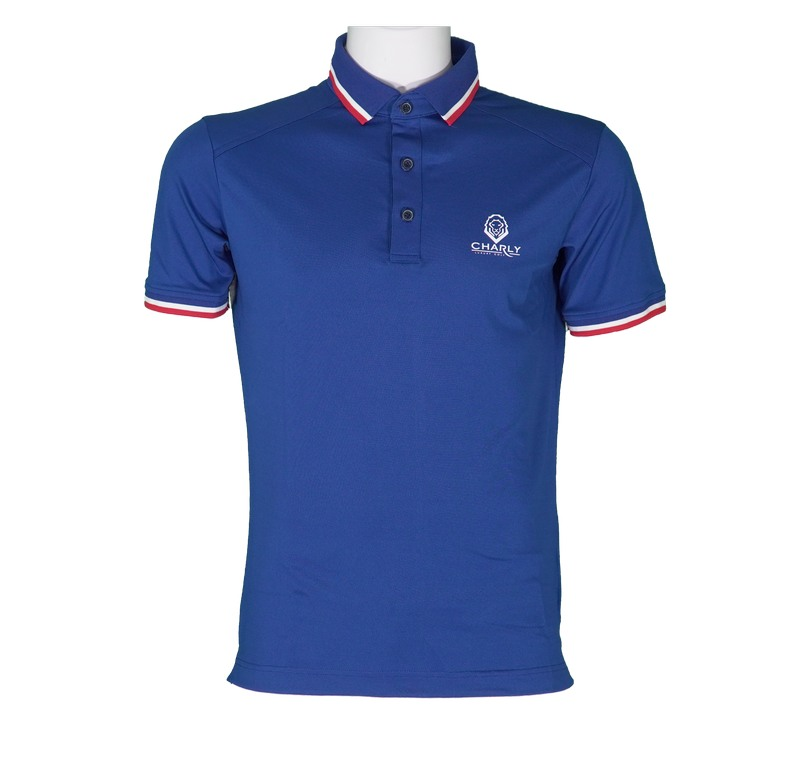 Áo Charly Act-Cooling Ribbed Polo