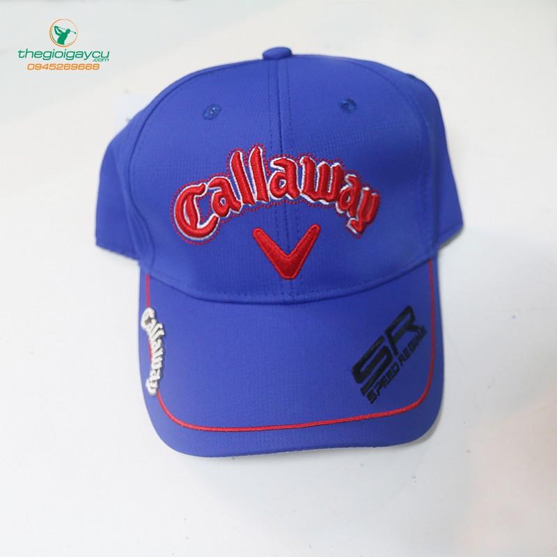 Mũ golf Callaway xanh lam