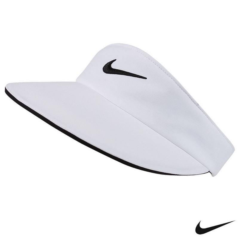 Mũ golf nữ NIKE AROBILL VISOR STMT CAP-BQ4779-100