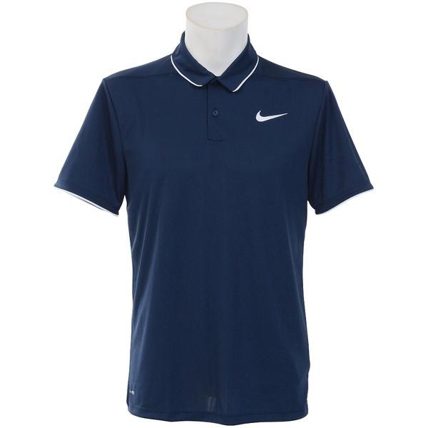 Áo đánh golf nam Nike Dry Polo Essential Solid 904477-410