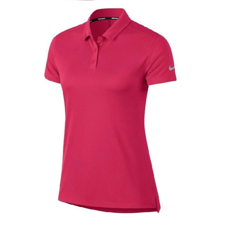 Nike Women Dry Polo SS 884871-666