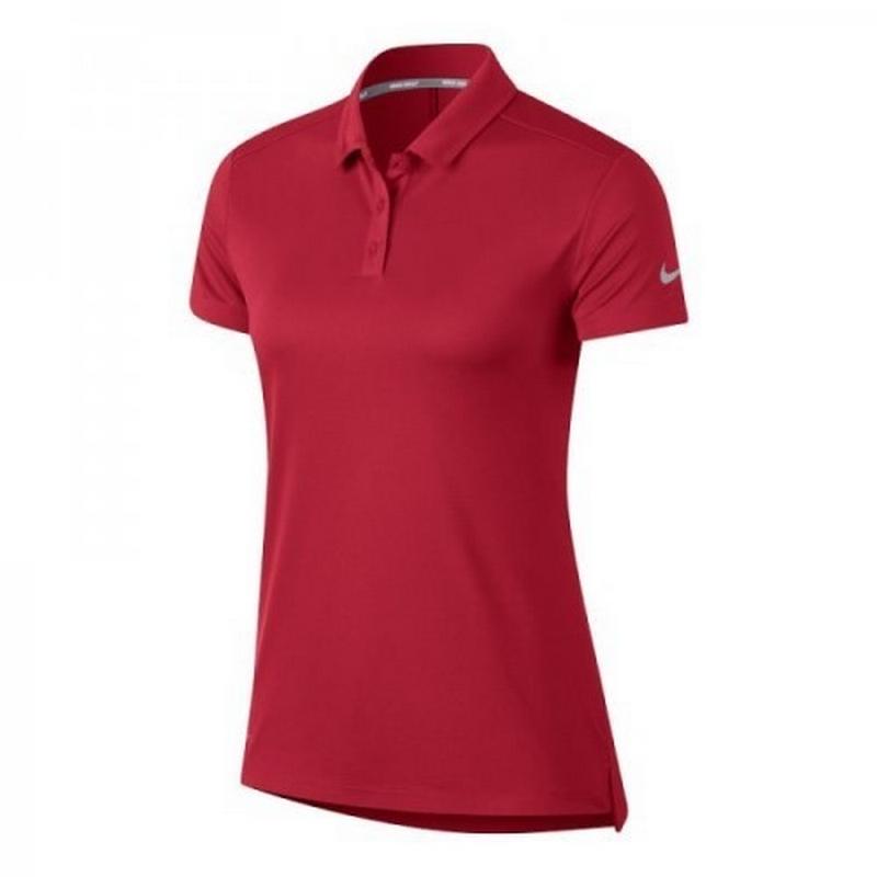 Nike Women Dry Polo SS 884871-691