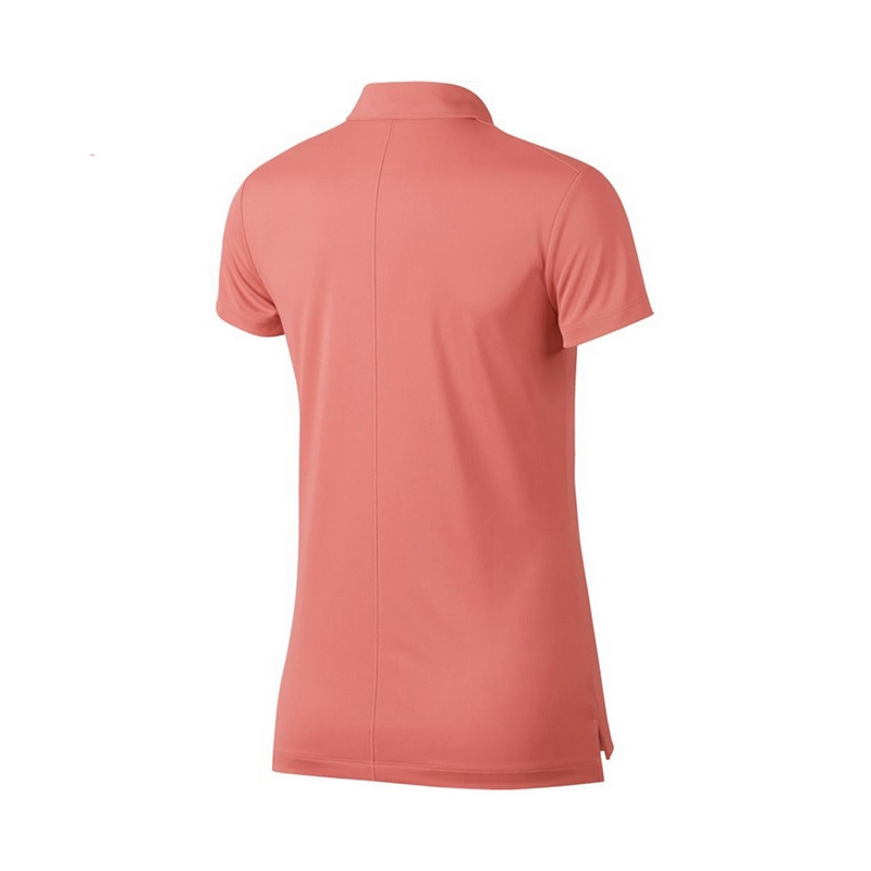 Áo golf nữ Nike Women Dry Polo Rouge SS 884871-693