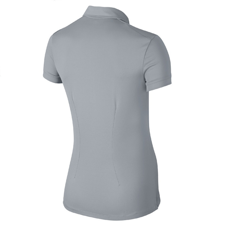 Áo golf nữ cộc tay Nike Dry Polo Grey SS 725582-012