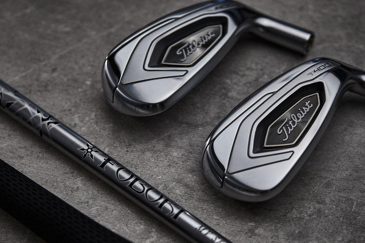 Titleist ra mắt dòng gậy sắt Titleist T400 mang tới khoảng cách tốt hơn cho golfer Việt
