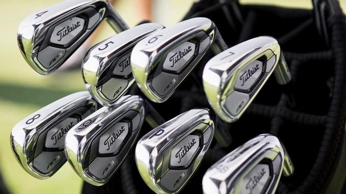 Đánh giá gậy golf iron Titleist AP3: Gia tăng độ chính xác!