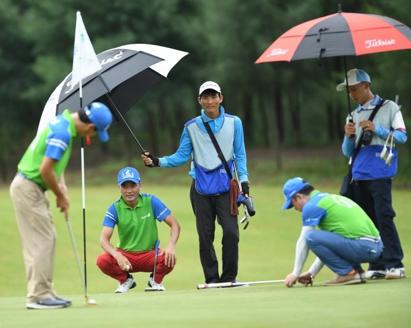 Ô chơi golf khác gì ô thông thường - Các mẫu ô golf được yêu thích nhất