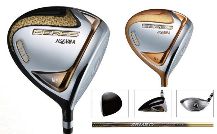 Honma Beres 2020: Hé lộ những hình ảnh mới nhất - Xứng tầm đẳng cấp Golfer