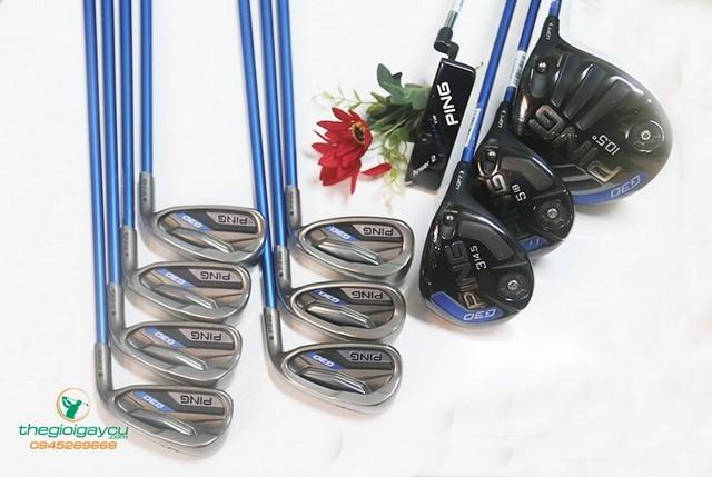 Gậy golf Ping G30: Gia tăng tự tin cho mỗi cú đánh bóng!
