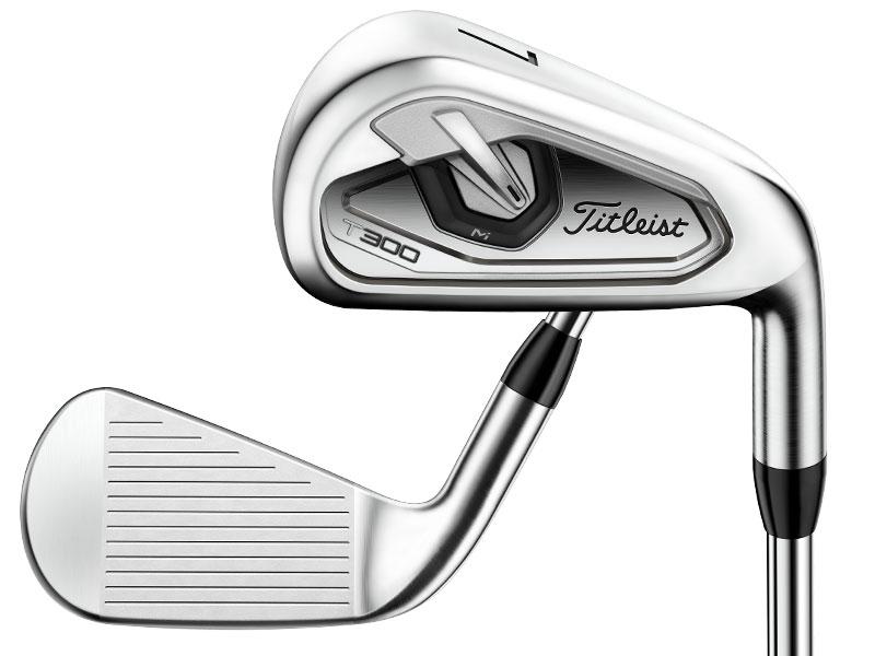 Đánh giá bộ gậy golf Titleist T300: Cải tiến mới, tốc độ mới, nâng tầm cuộc chơi!