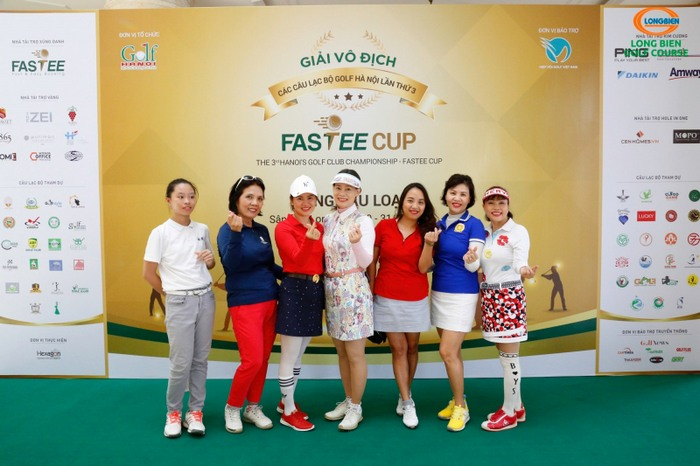 Chi tiết giải golf dành cho nữ đầu tiên tại Việt Nam tổ chức hàng năm