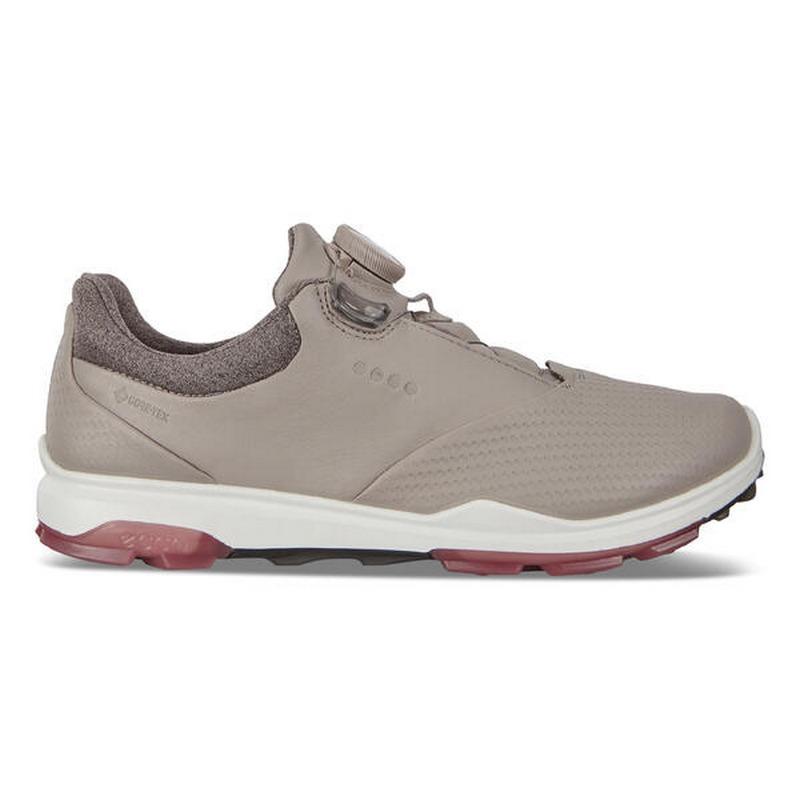Giày chơi golf ECCO nữ BIOM Hybrid 3 Boa Pastel/Grey