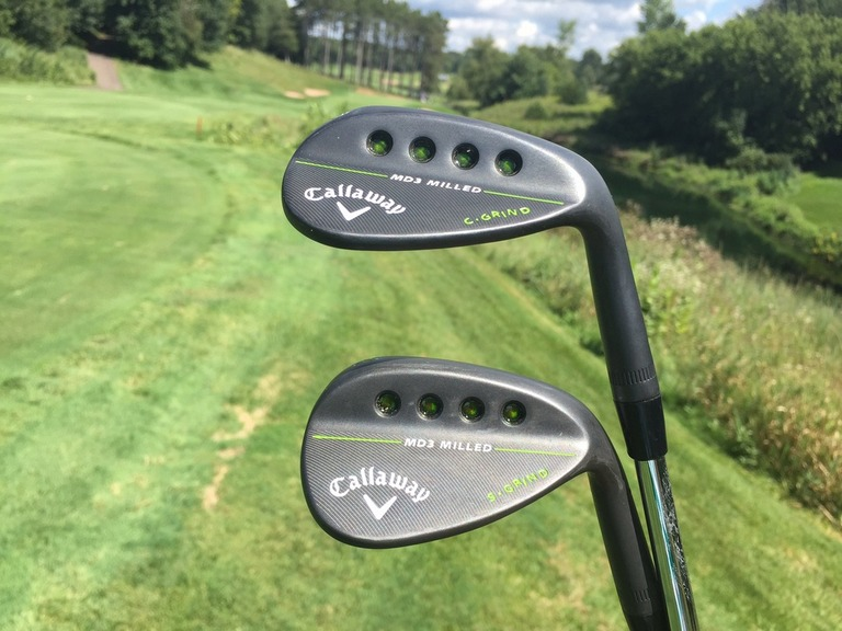 gậy wedge callaway mack daddy