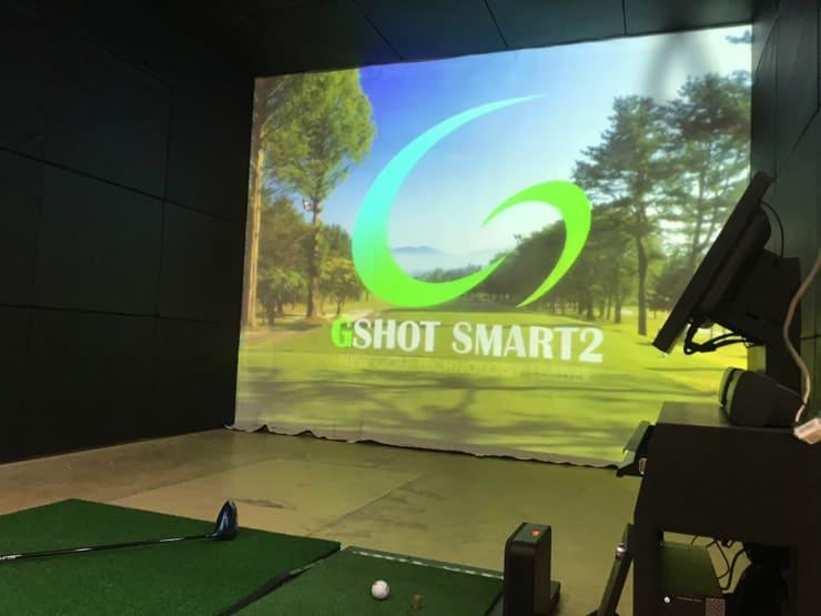 máy tập golf 3d G-shot