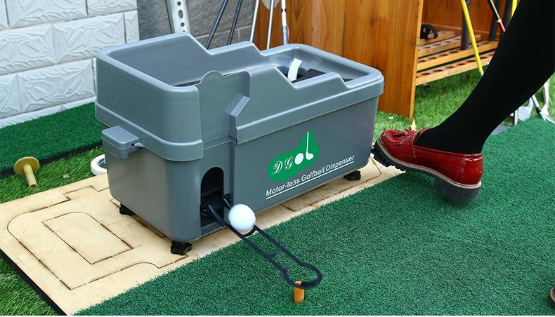 Máy đặt bóng tự động - golf 3d