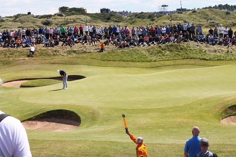 Tất cả các quy định về luật golf 18 lỗ
