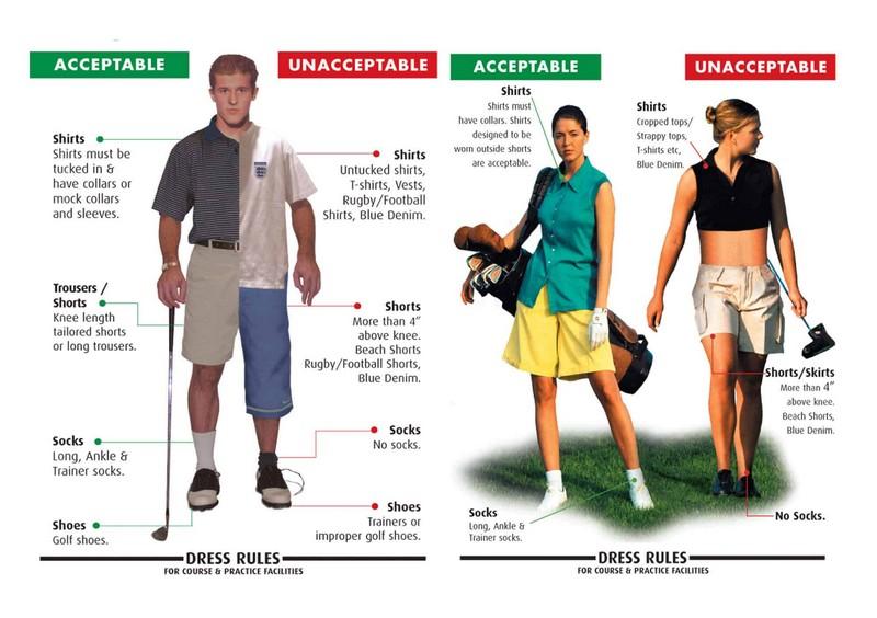 Xu hướng mix thời trang chơi golf hot nhất năm 2020