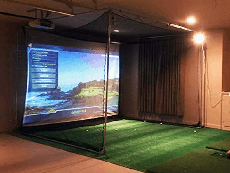 Quy trình chuẩn quốc tế 18 bước thiết kế thi công phòng golf 3D tại Thế giới golf 3D Golfgroup