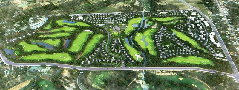Harmonie Golf Park - Top 3 Thiên đường chơi Golf tại TP.HCM lý tưởng