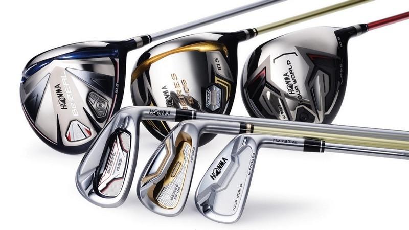 Chi tiết về thông số kỹ thuật gậy golf Honma theo từng Series
