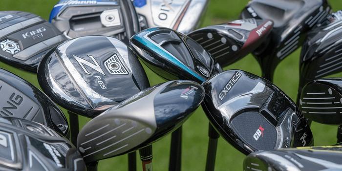 Các loại gậy golf Fairway hiện nay