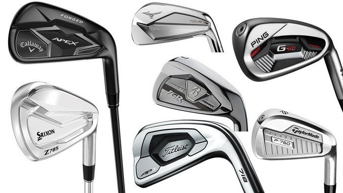 tìm hiểu các loại gậy golf iron hiện nay