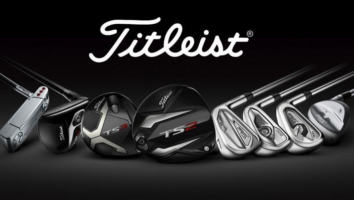 Thương hiệu gậy golf Titleist