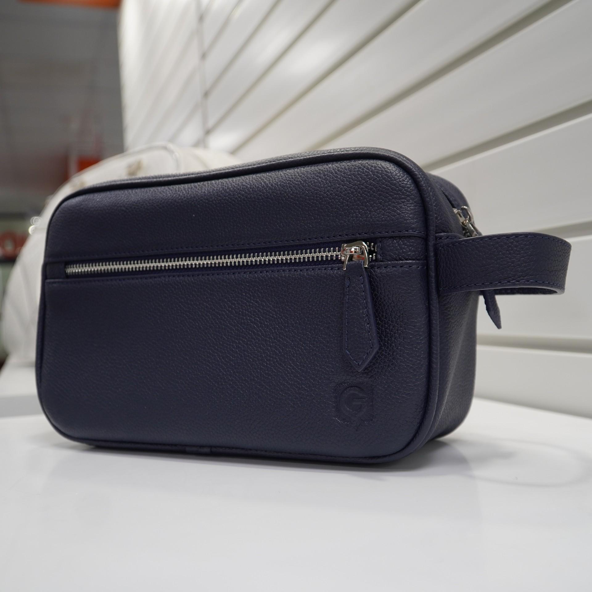 Túi cầm tay GolfGroup HBGGX08 2 ngăn quai ngang